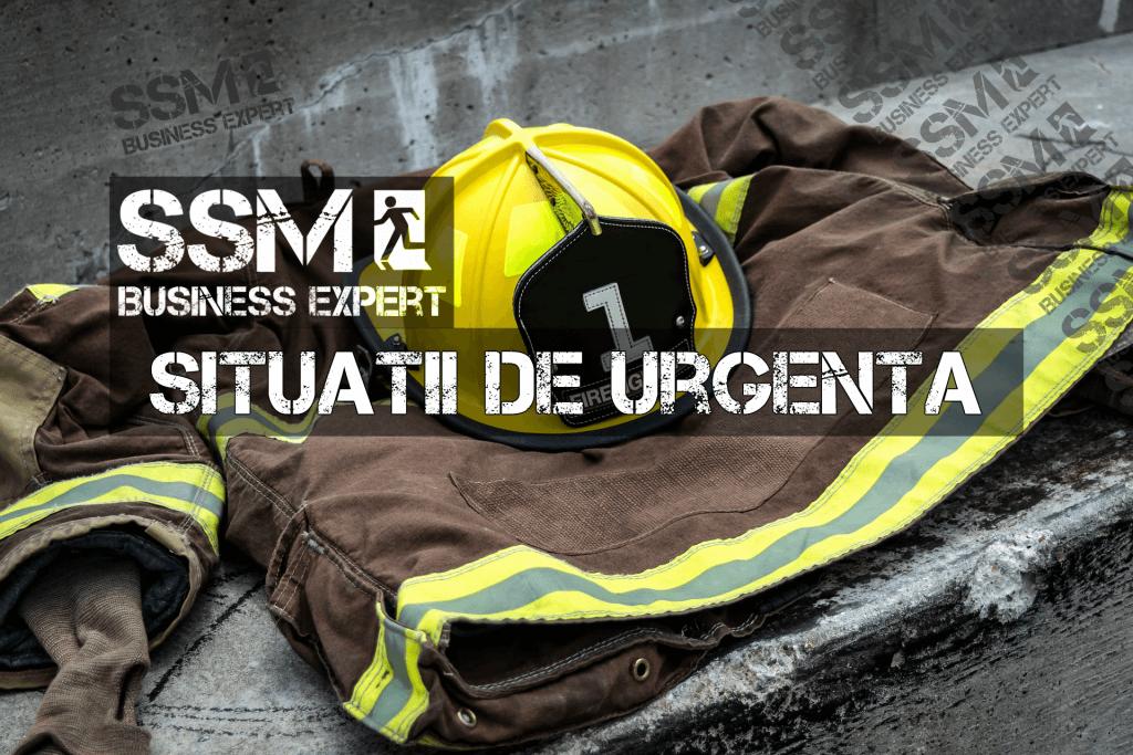 Situații de urgență